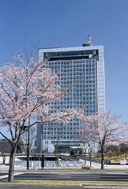 茨城県庁舎の概要